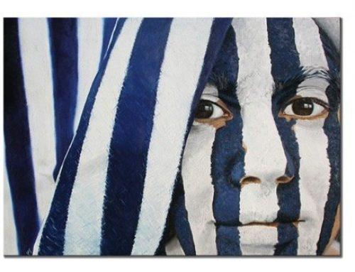 Flag Faces, il workshop di face painting a cura di Mery Rigo