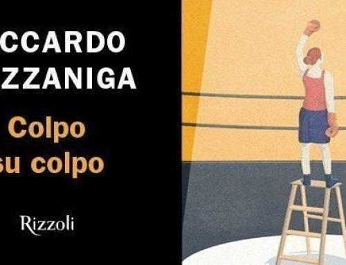 """Riccardo Gazzaniga presenta """"Colpo su colpo"""" – il convitato di penna 03/10/2019"""