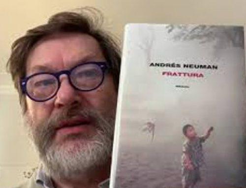 """Enrico Pandiani presenta """"Frattura"""" di Andres Neuman"""