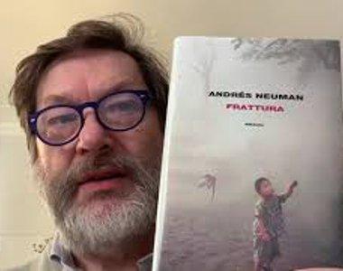 enrico pandiani presenta frattura di Andrès Neuman